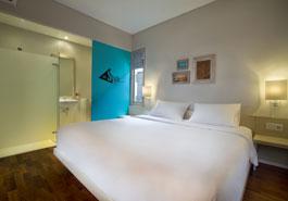 bnb style hotel seminyak - bali